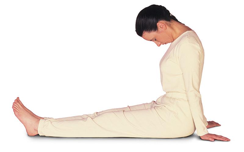 Asanas und Yoga Übungen sortiert nach Wirkungen