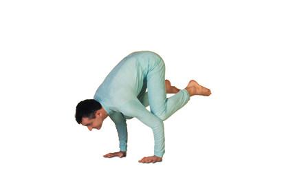 asanas und yoga Übungen zur kräftigung der arme und schultern
